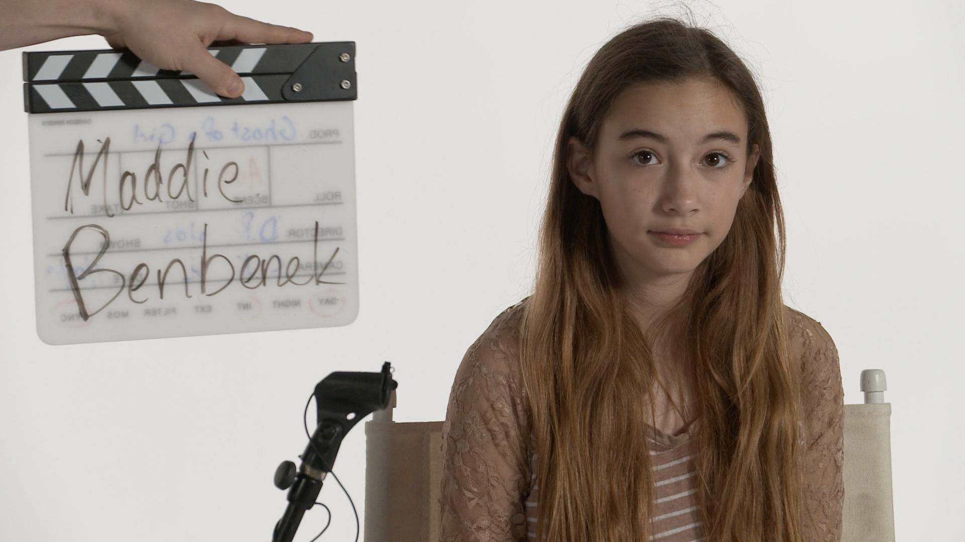 Maddie as Sara